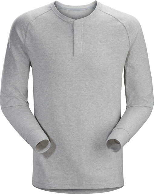 Arc'teryx Sirrus Langærmet T shirt Herrer, delos grey heather